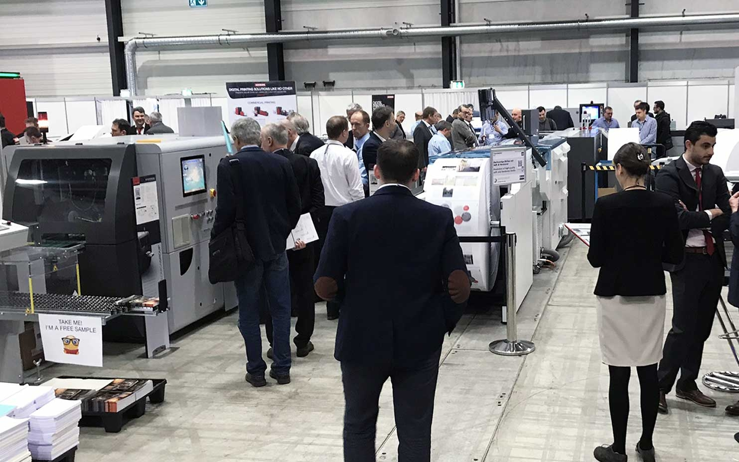 Premium book finishing showcased in Lucerne